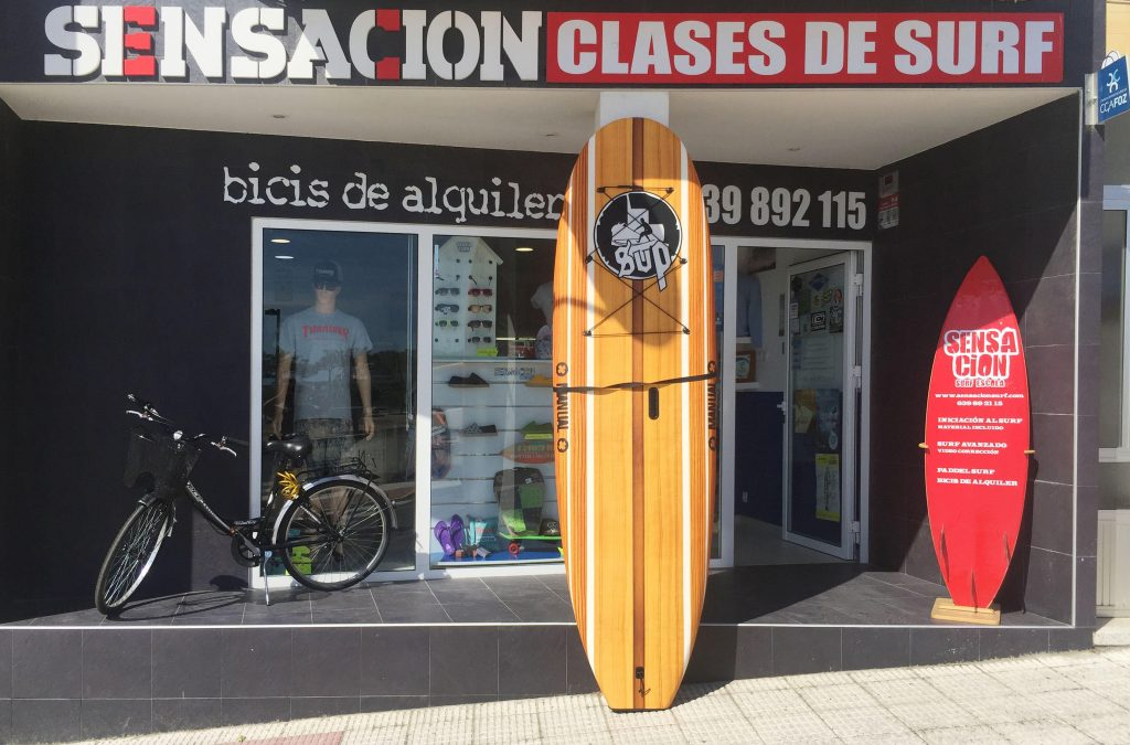clases surf lugo
