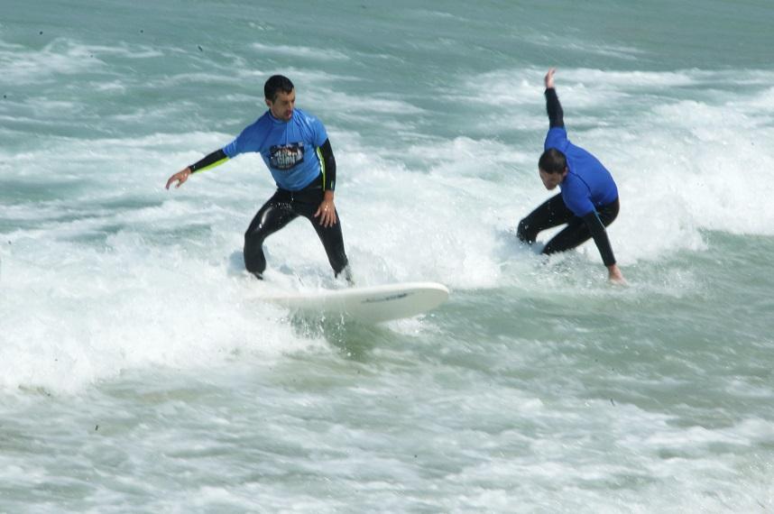 escuela surf galicia