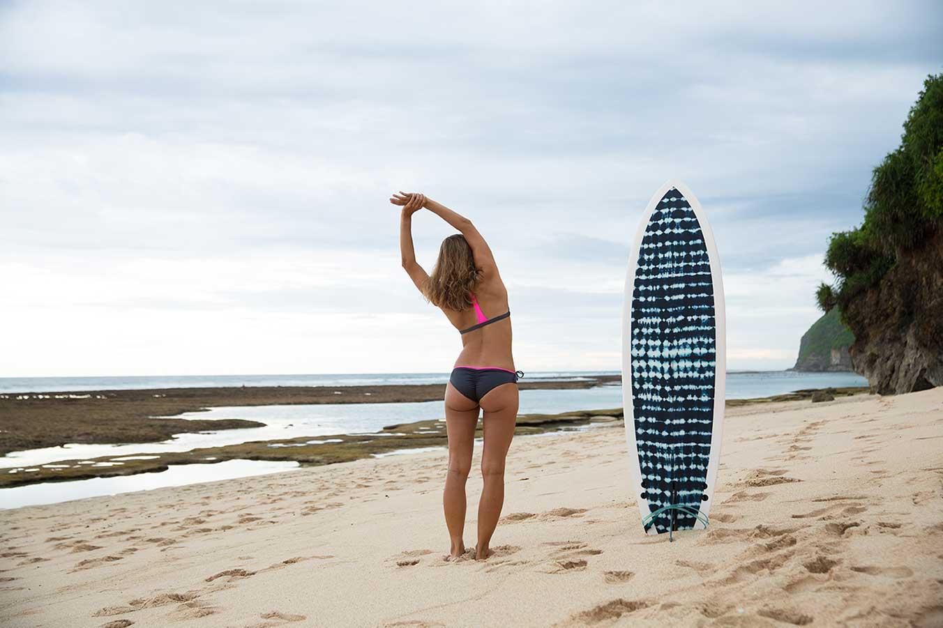 Escuela de surf cerca de ribadeo, en las mejores playas de Galicia
