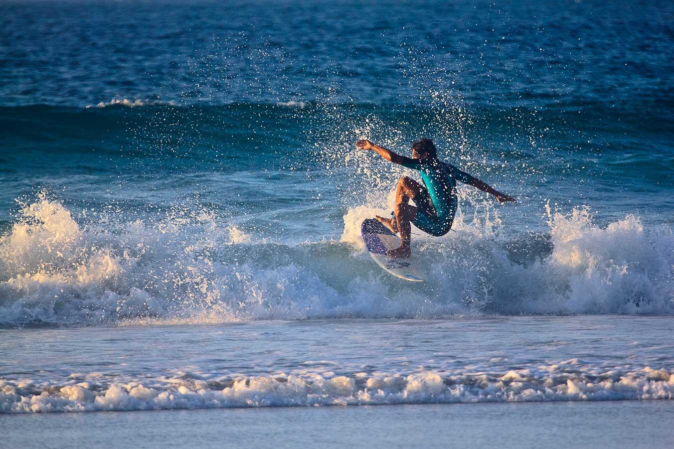 Escuelas de surf en Galicia