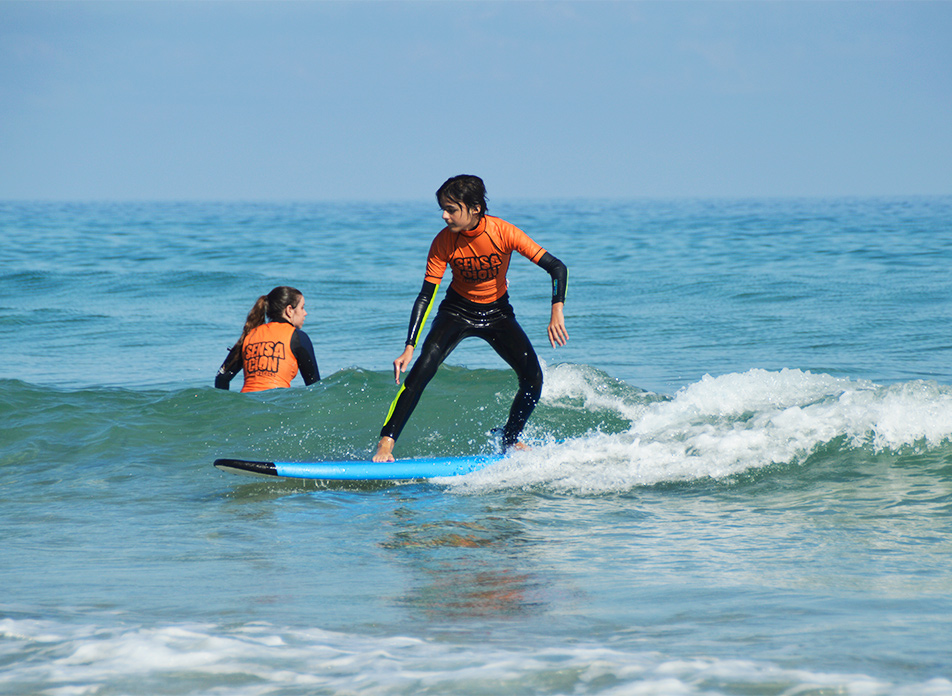 cursos de surf galicia