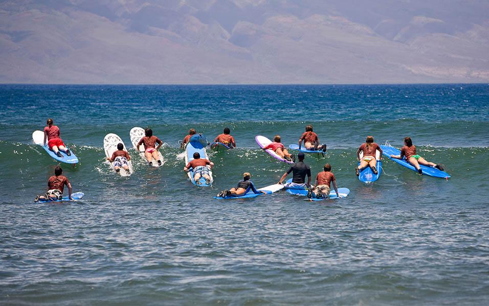 Clases de surf en Galicia