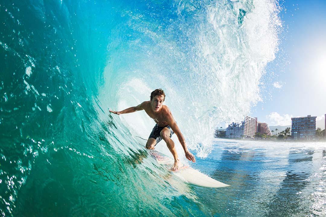 Surfear por primera vez