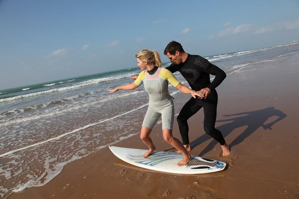 Cuánto se tarda en aprender a surfear