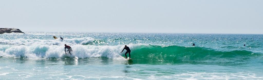 Mejores playas de Galicia para hacer surf en Galicia