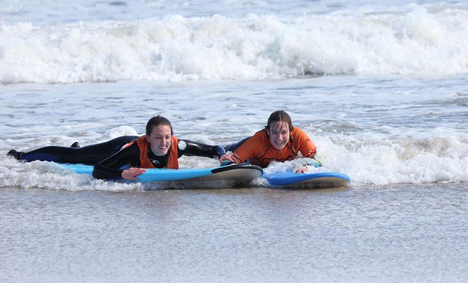 El mejor profesor de surf en Playa de Barreiros