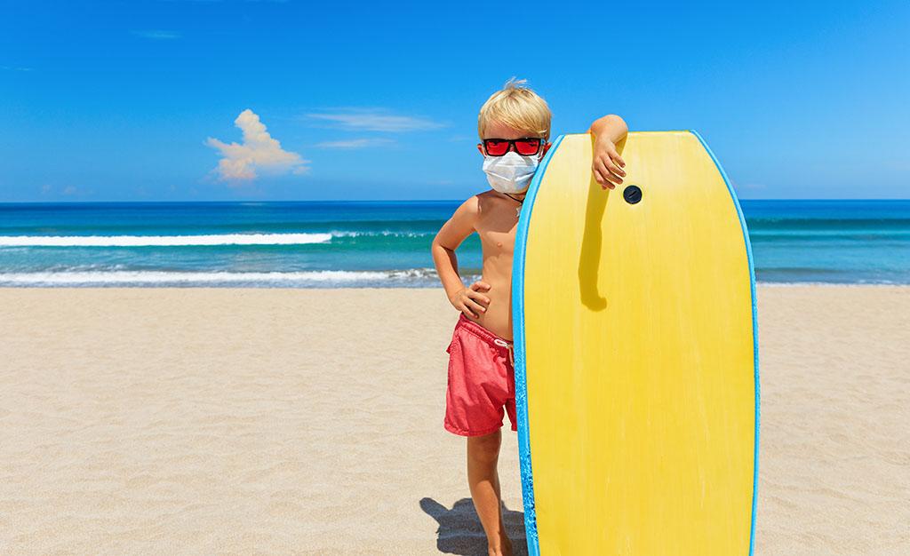 Practicar surf en Galicia de la forma más segura