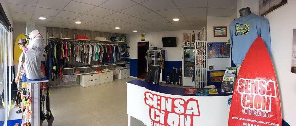 Tienda de surf en Lugo para comprar o alquilar material