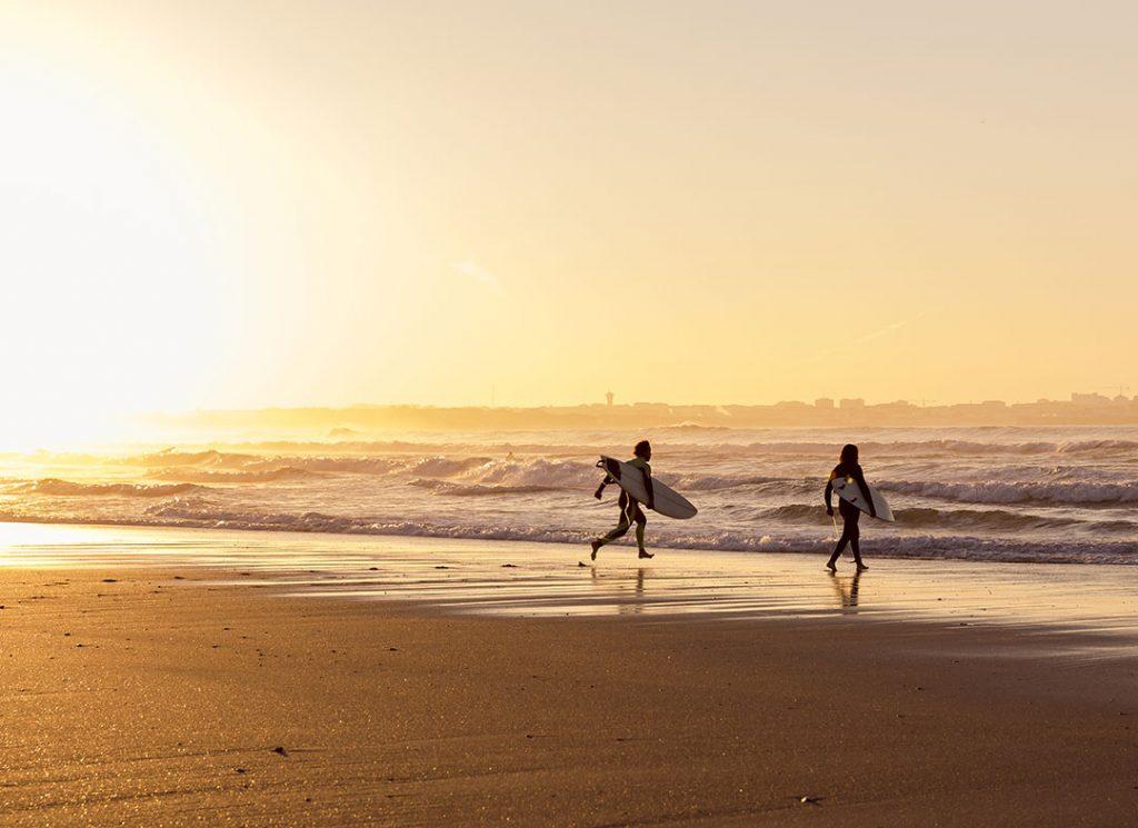 playas para hacer surf en galicia