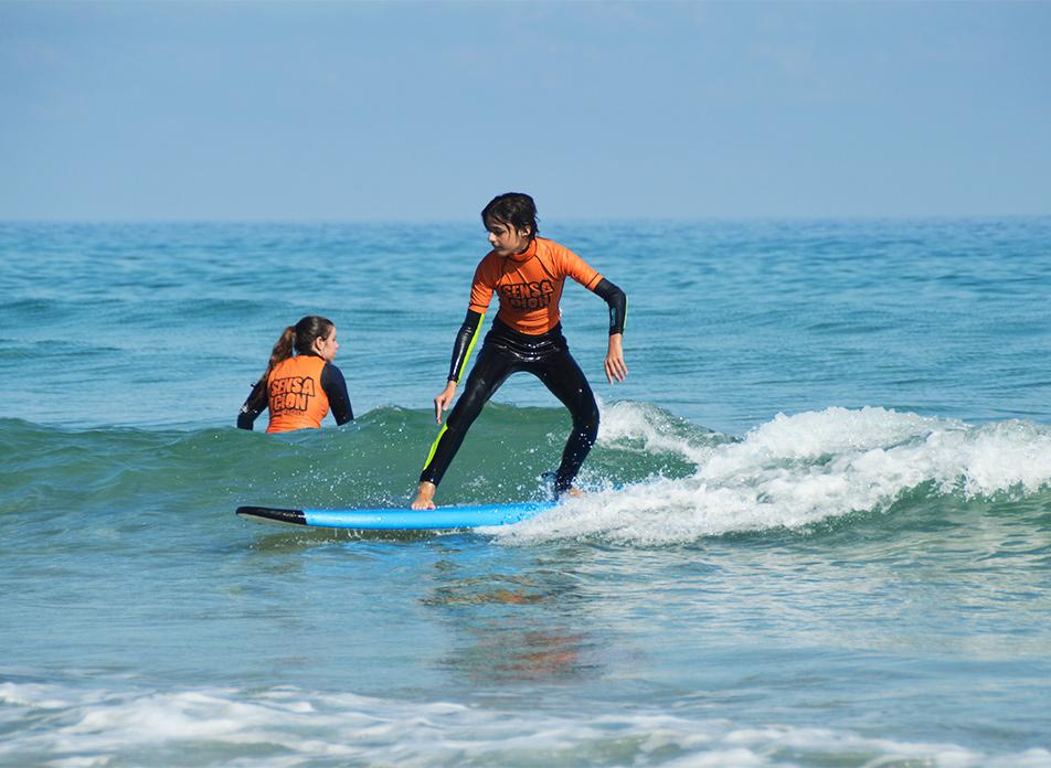 Ofertas de cursos y clases de surf en Lugo