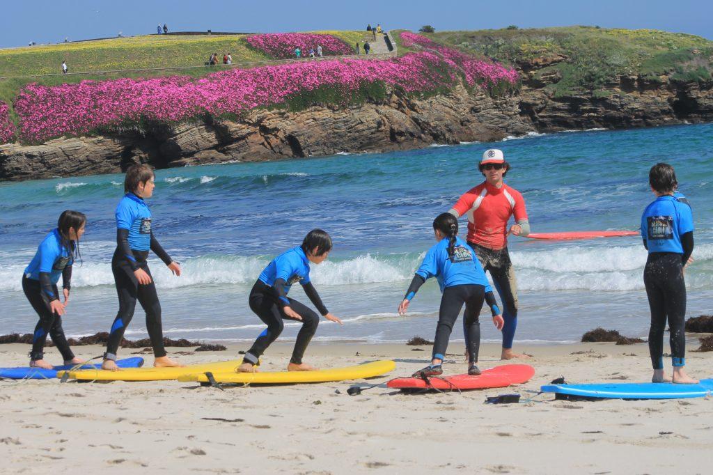 clases de surf en rapadoira lugo