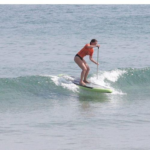 Alquiler de paddle surf en Lugo con Sensacion Surf