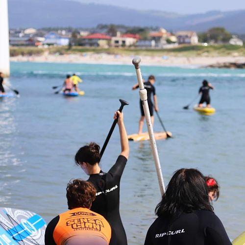 Tarifas de alquiler de paddle surf en Lugo